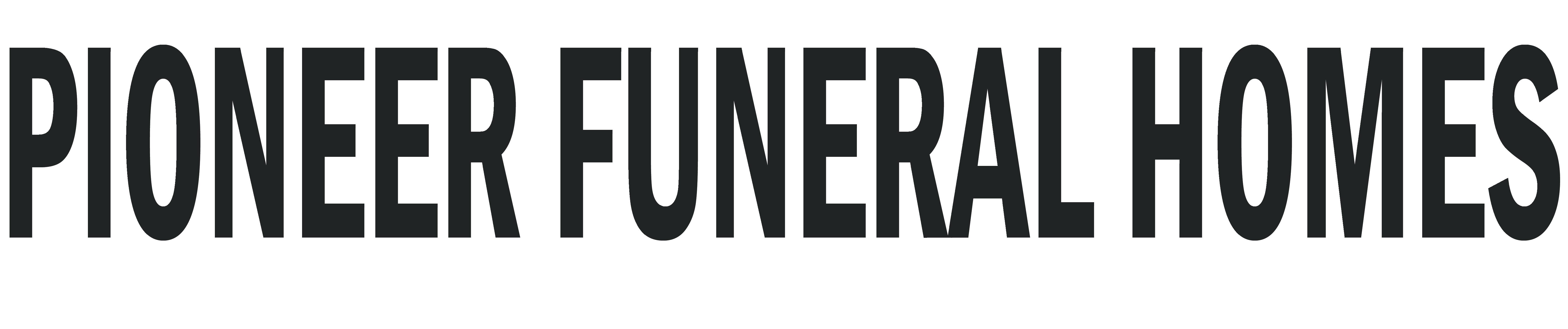 Pioneer Funeral Homes